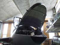 HB-RVJ @ LSZR - DeHavilland (EFW) D.H.115 Vampire Trainer T55 at the Fliegermuseum Altenrhein