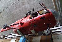 HB-RXA @ LSZR - Bristol B171B Sycamore HR Mk.52 at the Fliegermuseum Altenrhein