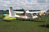 N467SA @ LAL - Sky Arrow 600 Sport - by Florida Metal