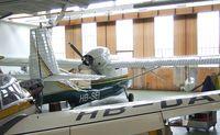 HB-SEI @ LSZR - Republic RC-3 Seabee at the Fliegermuseum Altenrhein