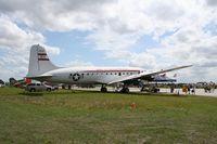 N500EJ @ LAL - C-54 Berlin Airlift