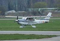 EC-KOP @ LSZR - Cessna 182 Skylane at St. Gallen-Altenrhein airfield