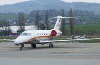 PH-MYX @ LSZR - Cessna 650 Citation 7 at St. Gallen-Altenrhein airfield