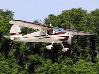 N2032V @ KLAL - Arriving at Lakeland - by JOE OSCIAK