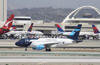 XA-UBS @ KLAX - Airbus A318
