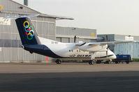 SX-BIO @ EGNX - Olympic Airways Dash 8 at East Midlands