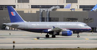 N849UA @ KLAX - Taxi at LAX - by Todd Royer