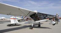 N107JL @ KMIT - Minter Field fly in 2010