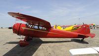 N195H @ KMIT - Minter Field fly in 2010