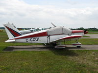C-GCQI @ CNC3 - @ Brampton Airport - by PeterPasieka