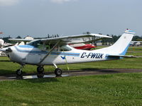 C-FWQK @ CNC3 - @ Brampton Airport - by PeterPasieka