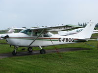 C-FBCG @ CNC3 - @ Brampton Airport - by PeterPasieka