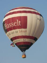 OO-BQG @ WAREGEM - Hasselt