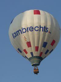 OO-BQO @ WAREGEM - Lambrechts Sanitair