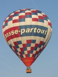 OO-BXP @ WAREGEM - Passe-Partout