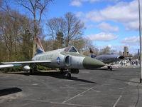 56-1032 @ MUSEUM - Soesterberg AF Museum , F-102A - by Henk Geerlings
