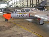 MT-51 @ MUSEUM - Dutch AF Museum Soesterberg - by Henk Geerlings