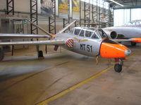 MT-51 @ MUSEUM - MLM , Dutch AF Museum - by Henk Geerlings