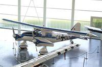 D-ILPB - Dornier Do 28A-1 (shown in its former identity as Luftwaffe VIP-transport) at the Dornier Museum, Friedrichshafen - by Ingo Warnecke