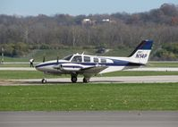N14P @ KLUK - Baron - by Kevin Kuhn