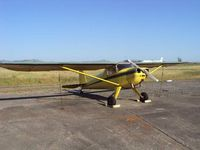 N1312B - Taken at KSTS airport Santa Rosa,CA - by Earl E. Aviator