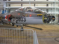 D-5803 @ MUSEUM - MLM Dutch AF Museum - Soesterberg - by Henk Geerlings