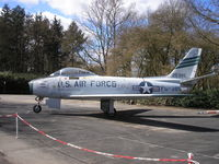 52-5385 @ MUSEUM - MLM Dutch AF Museum - Soesterberg - by Henk Geerlings