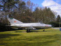 47 @ MUSEUM - MLM Dutch AF Museum - Soesterberg - by Henk Geerlings