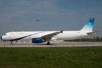EP-AGB @ VIE - Iran Government Airbus 321 - by Dietmar Schreiber - VAP