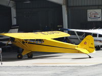 N2646K @ CCB - Parked at Foothill Aircraft Sales and Service - by Helicopterfriend