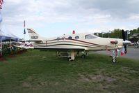 N352F @ LAL - Farnborough Aircraft F1C3