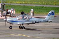 G-SHMI @ EGBJ - Eurostar at Gloucestershire Airport