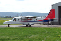 D-CALM @ EGBJ - Dornier 228 at Gloucestershire Airport