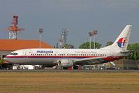 9M-MMZ @ WADD - Malaysian Airlines - by Lutomo Edy Permono