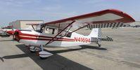 N41694 @ KMIT - Minter Field fly in 2010