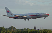 9M-MLB @ WADD - Malaysian Airlines - by Lutomo Edy Permono