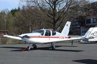 D-EXIT @ EDKV - SOCATA TB.20 Trinidad at Dahlemer-Binz airfield - by Ingo Warnecke