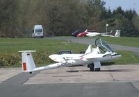 D-KADE @ EDKV - Stemme S-10VT (wings still folded) at Dahlemer Binz airfield - by Ingo Warnecke