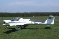 D-EWAX @ EDKV - HOAC DV-20 Katana at Dahlemer Binz airfield - by Ingo Warnecke