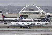 N361DA @ KLAX - Airbus A320