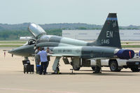 65-10445 @ AFW - At Fort Worth Alliance Airport - by Zane Adams
