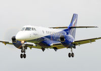 G-MAJG @ EGNO - Eastern Airways - by vickersfour