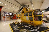 235 @ NPA - Sikorsky H03S, BuNo CGNR 235 - by Timothy Aanerud
