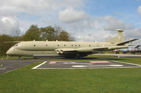 XV250 - Hawker Siddeley Nimrod MR. Mk. 2 displayed at the Yorkshire Air Museum at Elvington