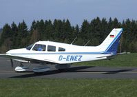 D-ENEZ @ EDKV - Piper PA-28-161 Warrior II at Dahlemer Binz airfield - by Ingo Warnecke