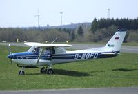D-EGFD @ EDKV - Reims / Cessna F.152 at Dahlemer Binz airfield - by Ingo Warnecke