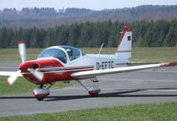 D-EFTC @ EDKV - Bölkow Bo 209 Monsun 150FF at Dahlemer Binz airfield - by Ingo Warnecke