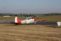 F-AZPD @ LFPT - on display at Pontoise - by juju777