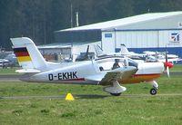 D-EKHK @ EDNY - SOCATA MS.894E Minerva 220GT at Friedrichshafen airport during the AERO 2010 - by Ingo Warnecke
