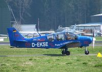 D-EKSE @ EDNY - Robin DR-400/180R Remorqueur at Friedrichshafen airport during the AERO 2010